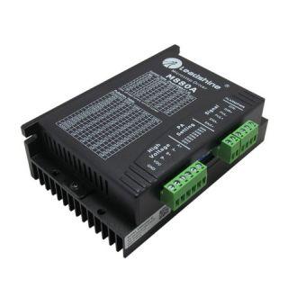 درایور استپ موتور دو فاز، 4 سیم، جریان 8 آمپر لیدشاین کد فنی M880A
