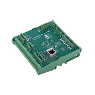 کنترلر CNC ظرفیت 3 محور با 2 محور فعال استپ موتور مدل PC-PROLAN3AS رادونیکس