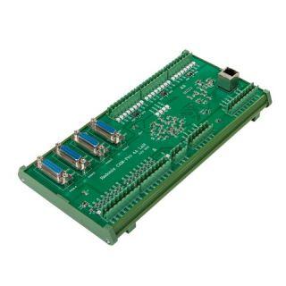 کنترلر CNC ظرفیت 4 محور با 2 محور فعال سروو موتور مدل PC-PROLAN4A رادونیکس