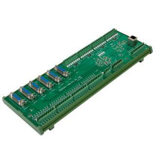 کنترلر CNC ظرفیت 6 محور با 4 محور فعال سروو موتور مدل PC-PROLAN6A رادونیکس