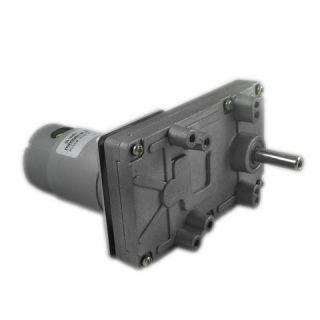 موتور گیربکسی 12 ولت ژنگ چین، 12 ولت 50 دور بر دقیقه
