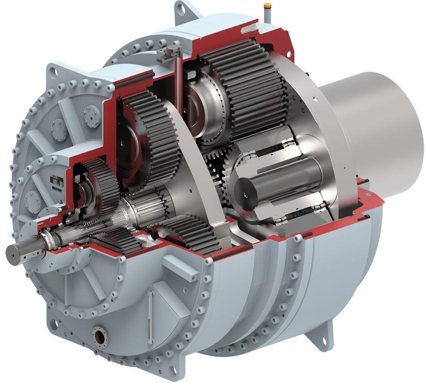 موتور گیربکس خورشیدی