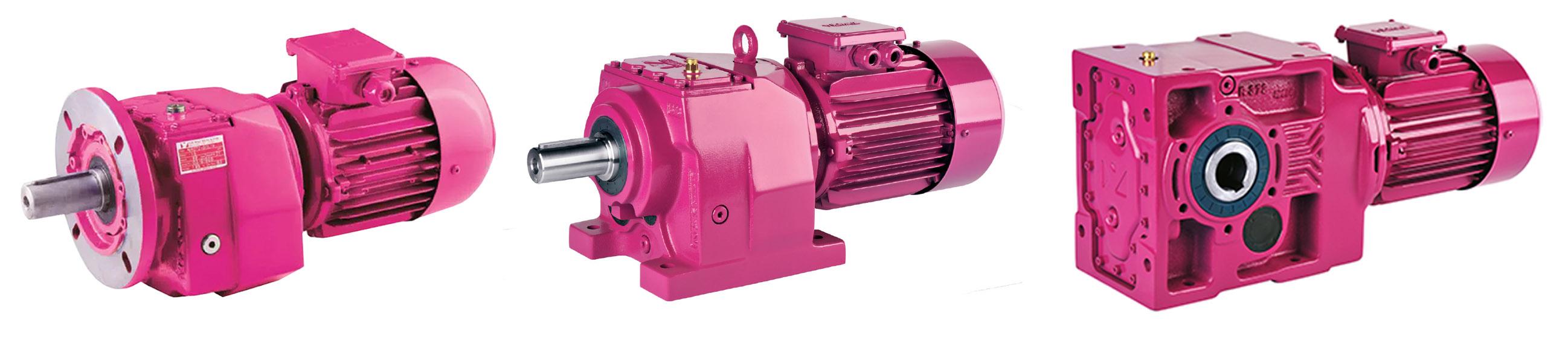 انواع نصب موتور گیربکس